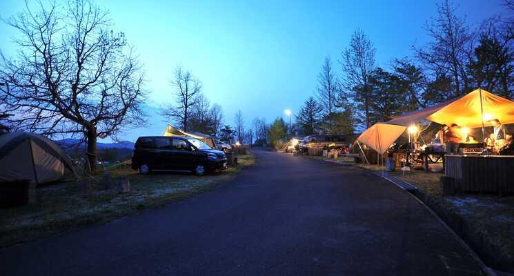 津黒高原キャンプ場の画像mc3467