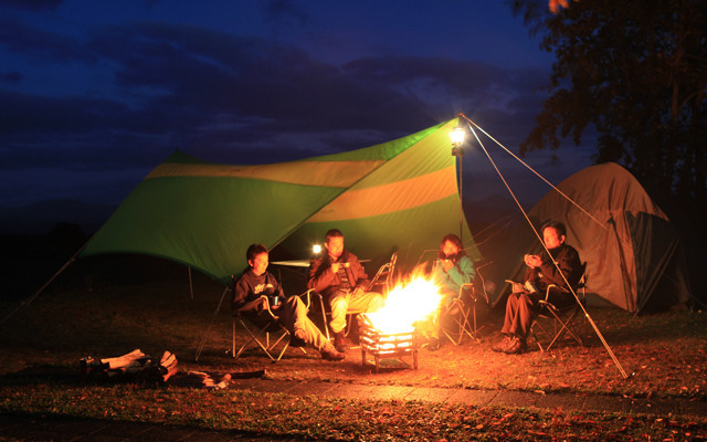 蒜山高原キャンプ場の画像mc9887