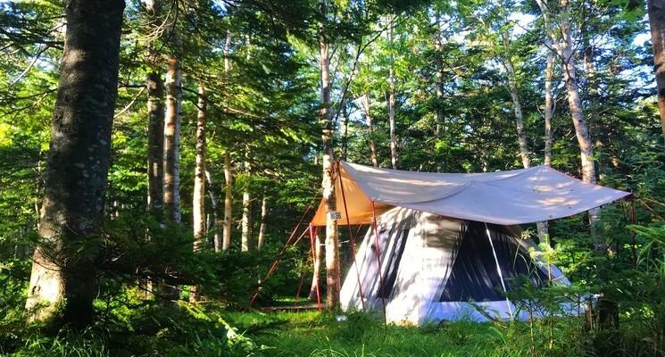 胡桃島キャンプ場の画像mc5612