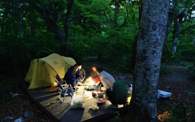白山ブナの森キャンプ場の画像mc12836