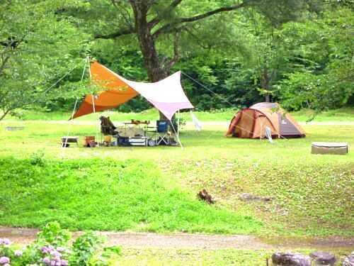 なかんじょ川キャンプ場の画像mc5000