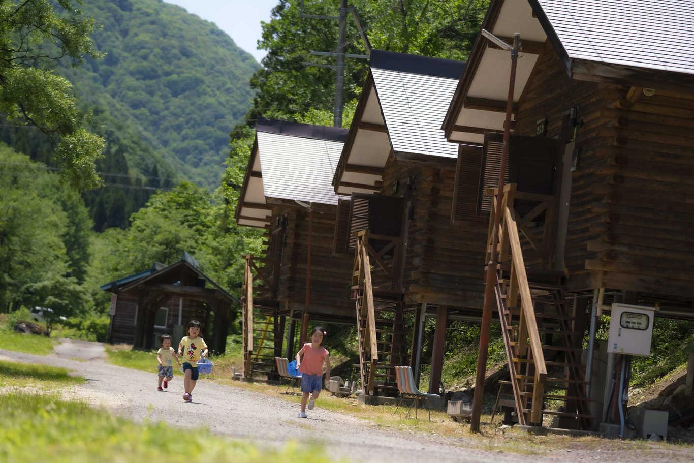 なかんじょ川キャンプ場 の公式写真c5007