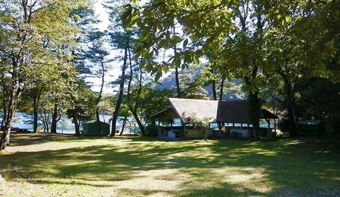 御池野鳥の森公園キャンプ村の画像mc5887