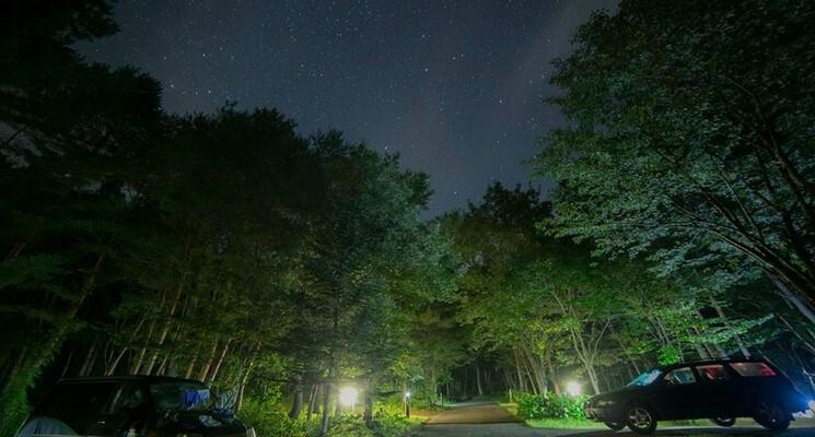オートキャンプ場 きららの森の画像mc9524