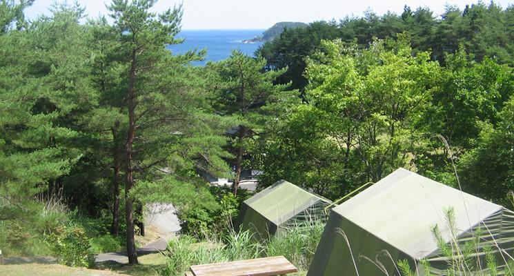 休暇村気仙沼大島キャンプ場の画像mc5063