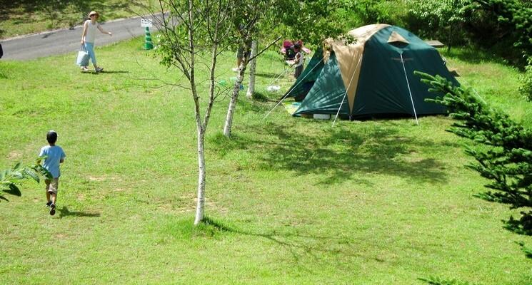 キャンピングビレッジ 登米森林公園の画像mc8681