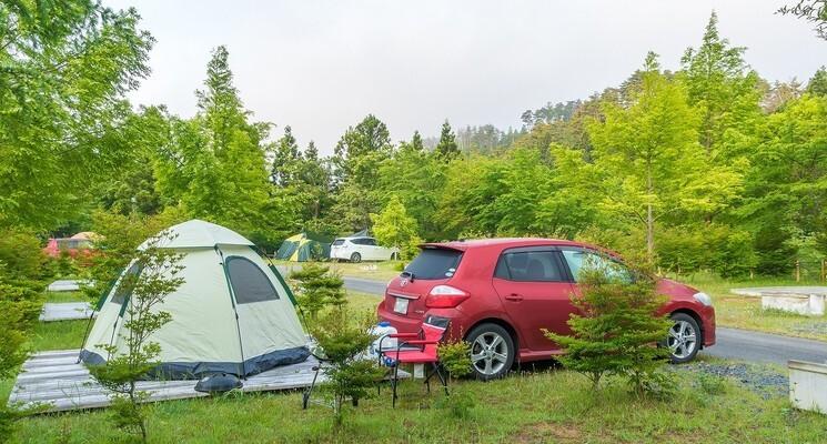 キャンピングビレッジ 登米森林公園の画像mc8683