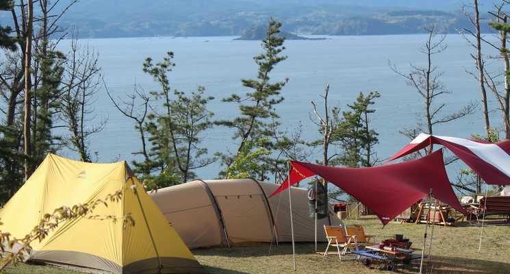 神割崎キャンプ場 の画像mc12147