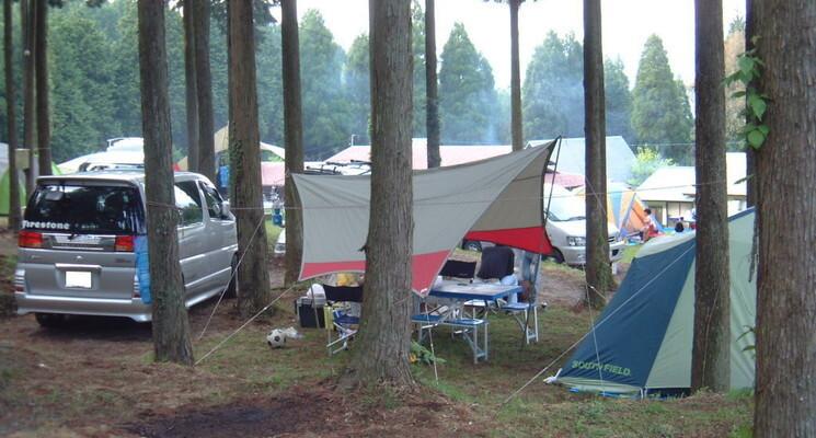 ビラ・マイルドキャンプ場の画像mc4082