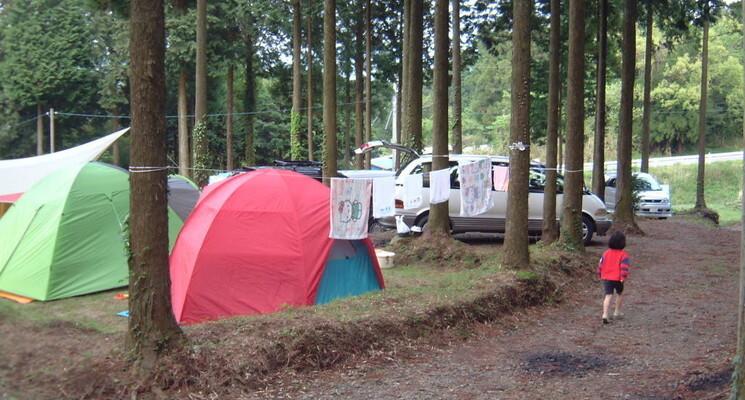 ビラ・マイルドキャンプ場の画像mc4083