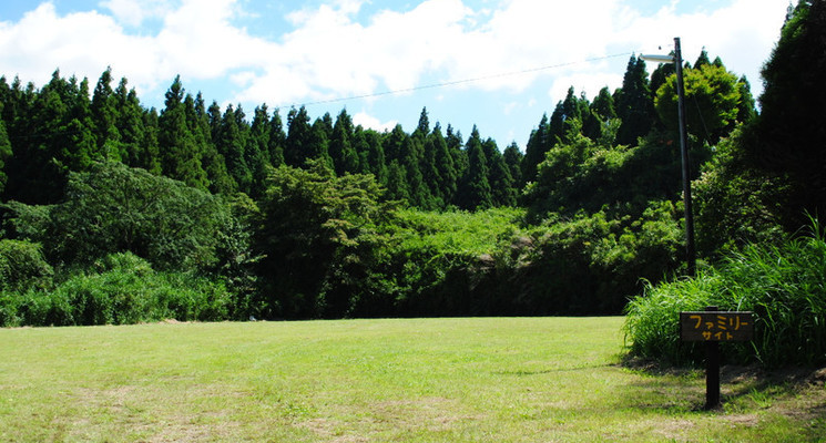 阿蘇くじゅう国立公園阿蘇山三合目坊中野営場(坊中キャンプ場)の画像mc8724