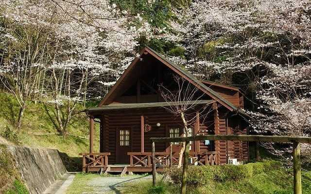 立神峡里地公園 キャンプ場の画像mc8155
