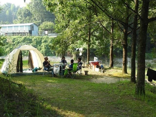 立神峡里地公園 キャンプ場 の公式写真c8177