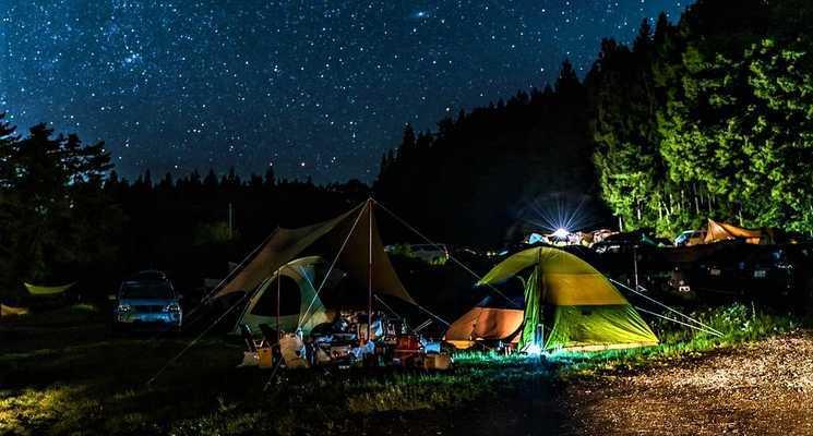 皇海山キャンプフォレストの画像mc4932