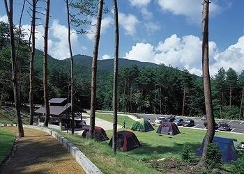 恐羅漢エコロジーキャンプ場の画像mc9460