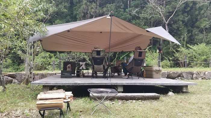 龍頭峡交流の森キャンプ場の画像mc13896