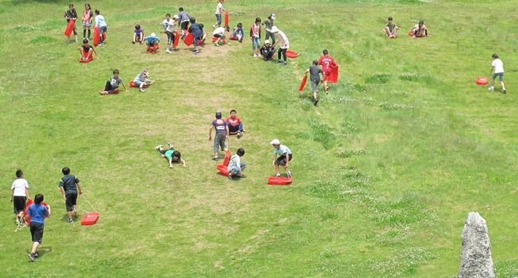 休暇村 帝釈峡(くぬぎの森キャンプ場)の画像mc4712