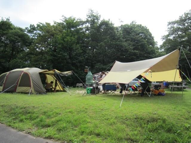 もみのき森林公園オートキャンプ場 の公式写真c2294
