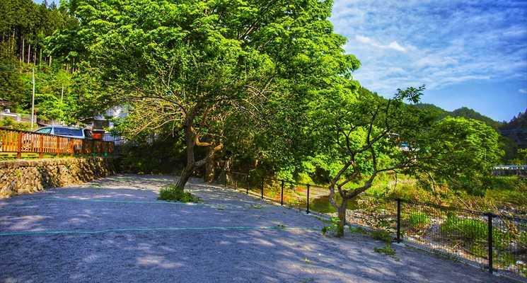 古民家ファミリービレッジ キャンプ/バーベキュー場の画像mc7946