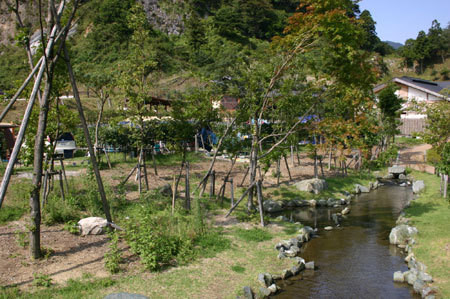 青川峡キャンピングパークの画像mc8432