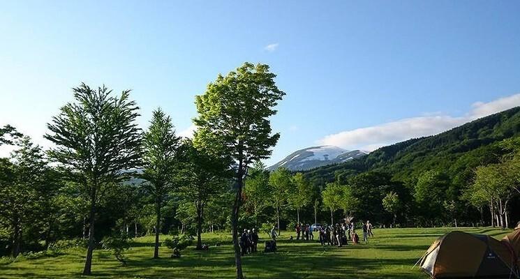 月山・弓張平オートキャンプ場の画像mc10704