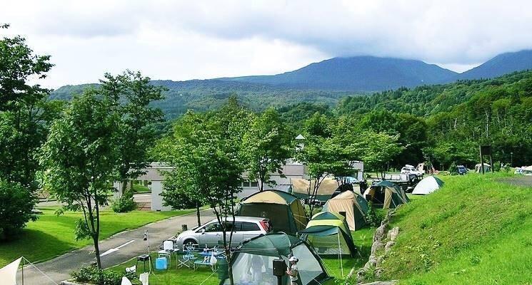 月山・弓張平オートキャンプ場の画像mc10708