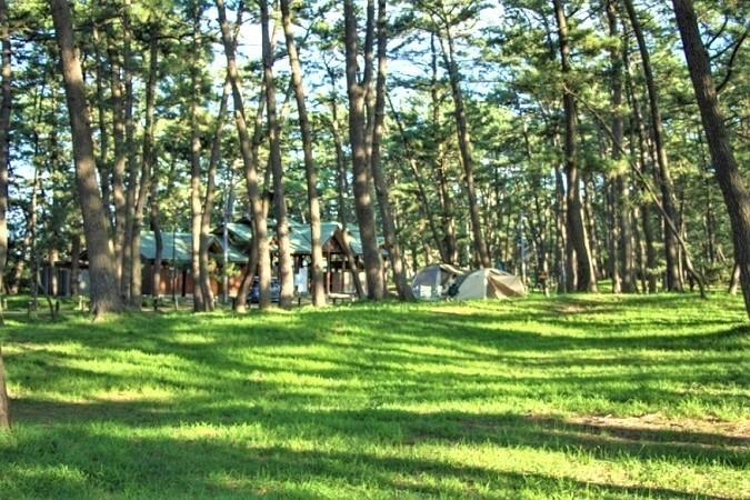 西浜コテージ村・キャンプ場 の公式写真c11288