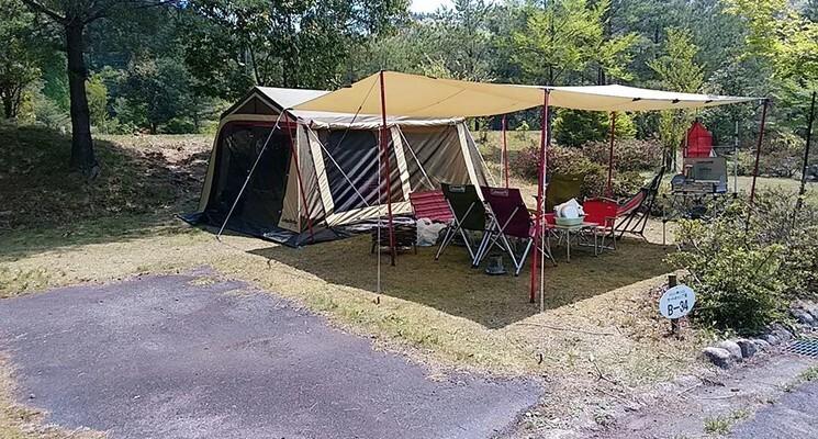 十種ヶ峰ウッドパークオートキャンプ場の画像mc5043