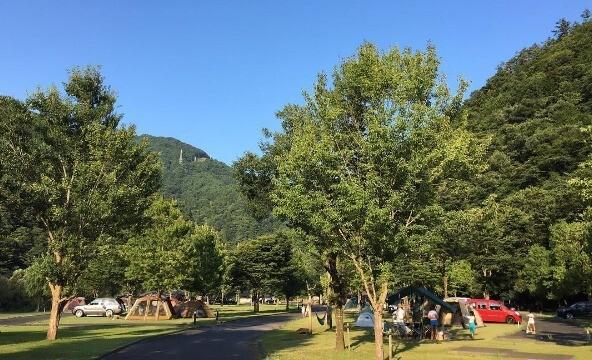 早川町オートキャンプ場の画像mc8988
