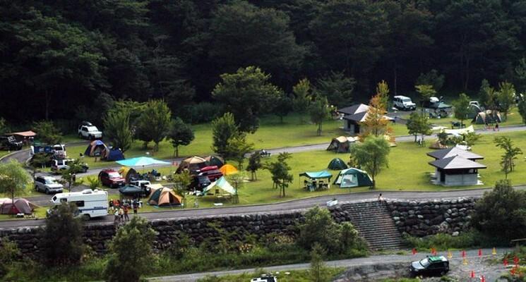 早川町オートキャンプ場の画像mc8990