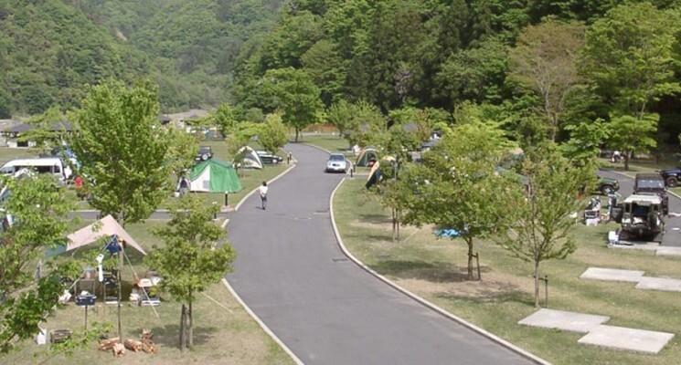 早川町オートキャンプ場の画像mc8991