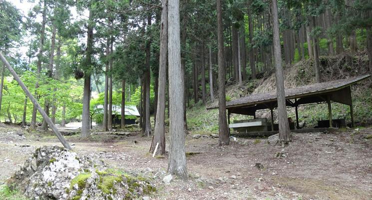 福士川渓谷青少年旅行村奥山キャンプ場の画像mc4989