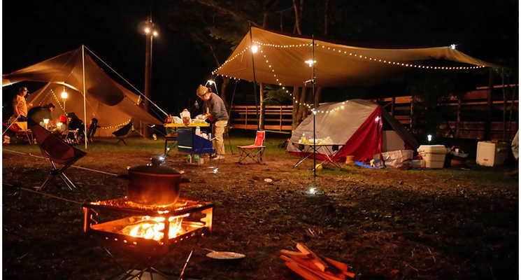 撫岳荘キャンプ場の画像mc20256