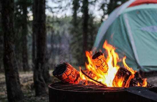 みずがき山森の農園キャンプ場の画像mc8406