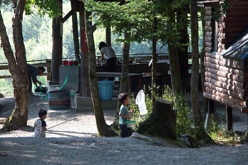 篠沢大滝キャンプ場の画像mc3221