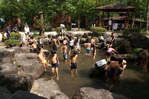 篠沢大滝キャンプ場 の公式写真c2754