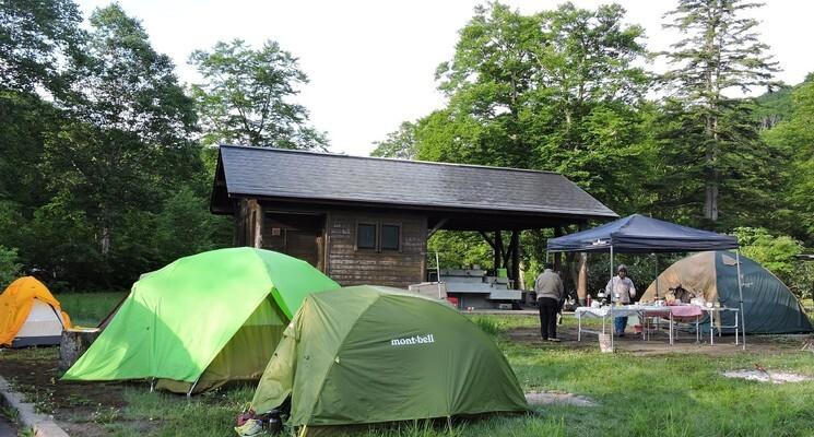 後生掛(大沼)キャンプ場の画像mc16786