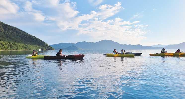 田沢湖キャンプ場の画像mc8506