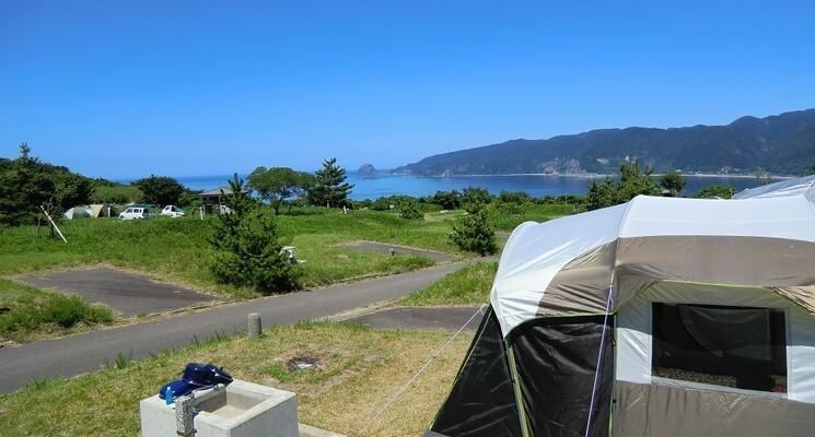 休暇村佐渡オートキャンプ場の画像mc8412