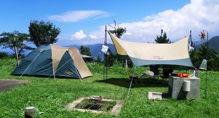 休暇村佐渡オートキャンプ場の画像mc8414