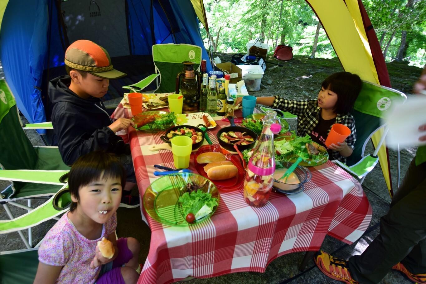 大源太キャニオンキャンプ場 の公式写真c9903