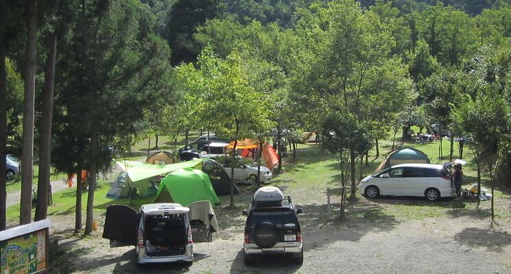 五十沢キャンプ場の画像mc5202