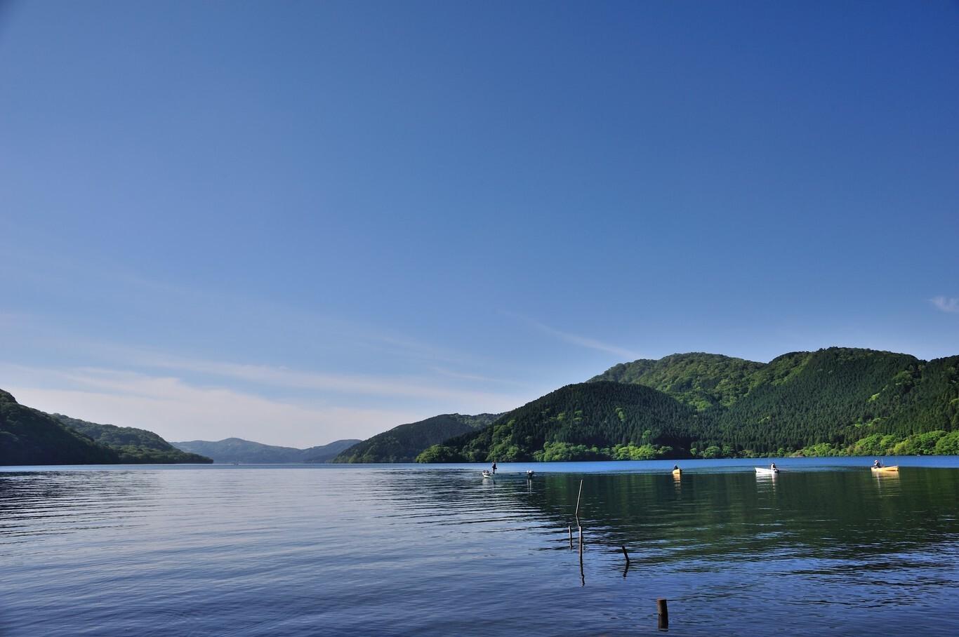 芦ノ湖キャンプ村 レイクサイドヴィラ の公式写真c16701