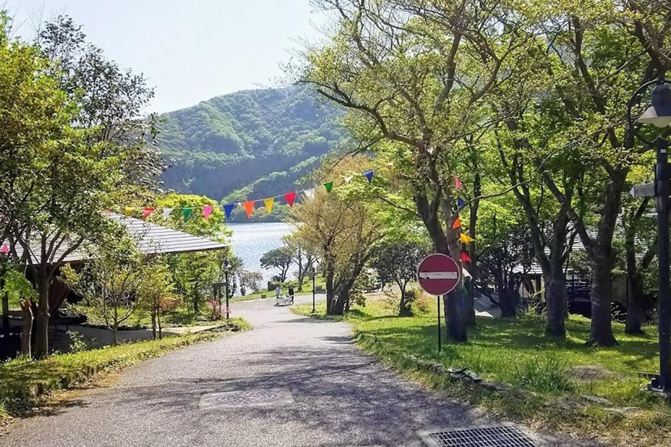 芦ノ湖キャンプ村 レイクサイドヴィラ の公式写真c16710