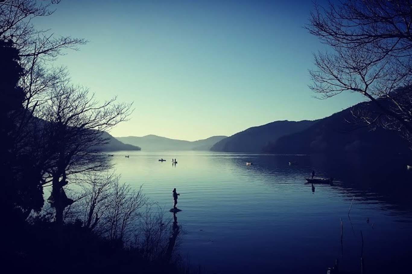 芦ノ湖キャンプ村 レイクサイドヴィラ の公式写真c16711