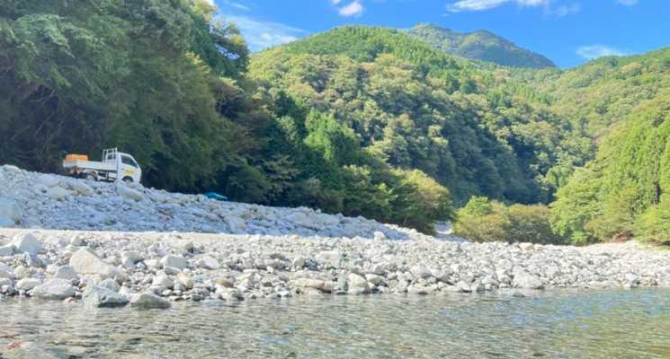 西丹沢 大滝キャンプ場の画像mc8305