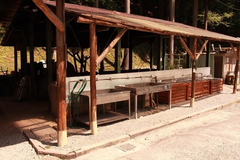 西丹沢 大滝キャンプ場 の公式写真c12412