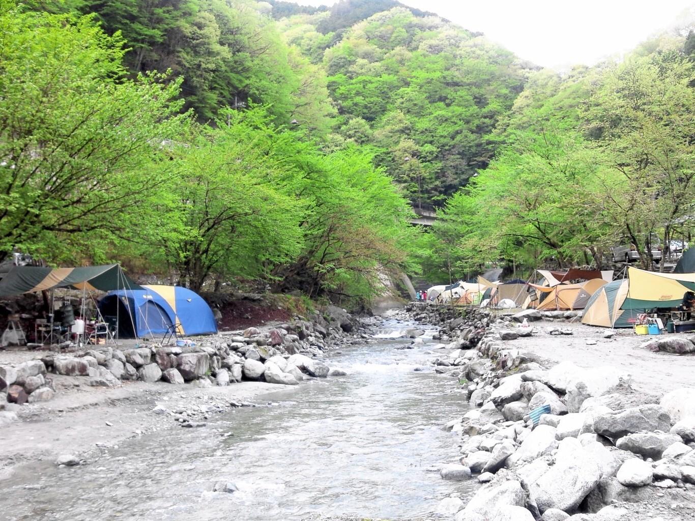 西丹沢 大滝キャンプ場 の公式写真c8644
