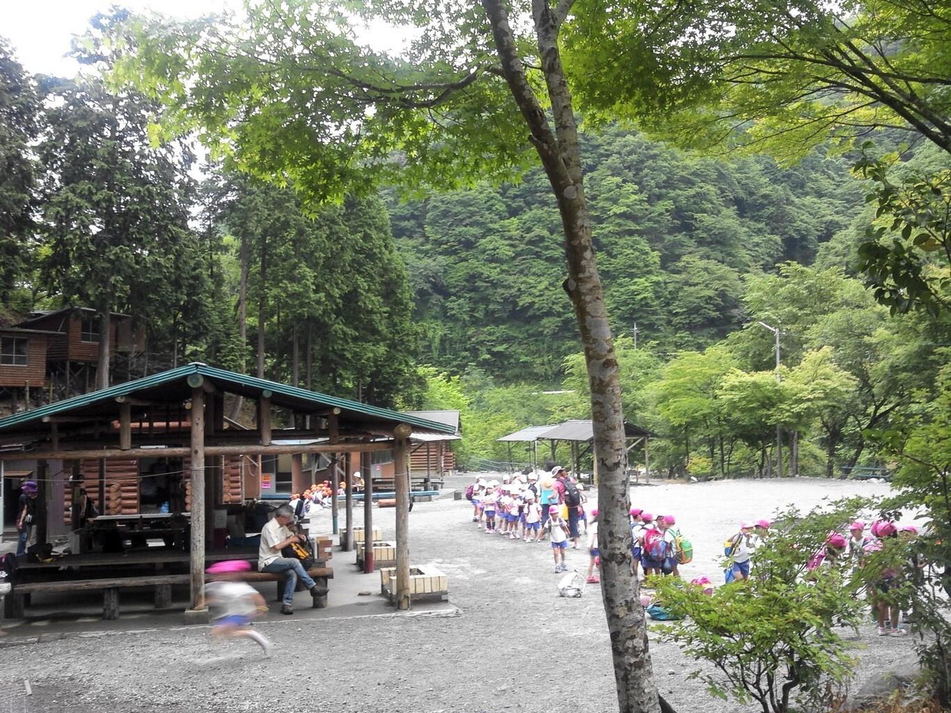 西丹沢 大滝キャンプ場 の公式写真c12417