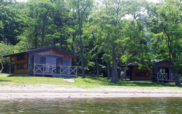 三沢市小川原湖畔キャンプ場の画像mc3781